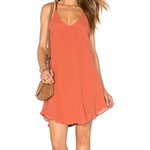 Lucca Round Hem Tank Dress
